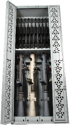 Carl Gustav Weapon Rack, 84 mm recoiless rifle weapon storage