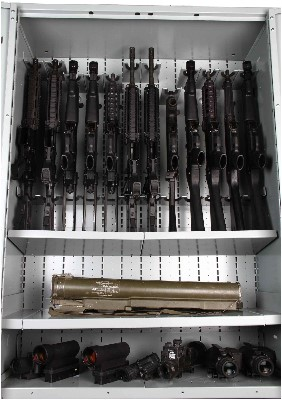 MP5 Weapon Racks